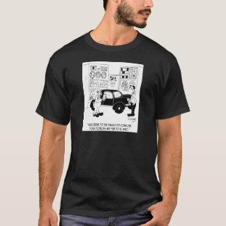 Bande dessinée 6768 de mécanicien t-shirt