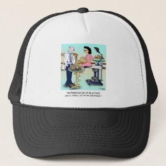 Bande dessinée 9486 d'effets secondaires casquette
