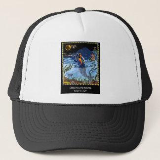 Bande dessinée 9524 d'éclipse casquettes de camionneur