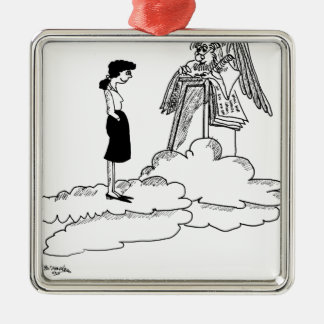 Bande dessinée 9527 d'assurance ornement carré argenté