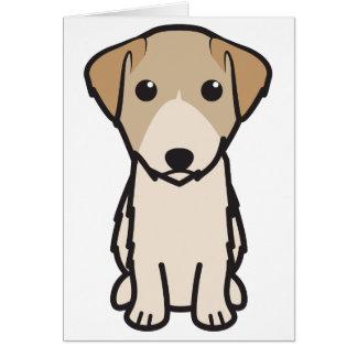 Bande dessinée de chien de Lucas Terrier Cartes