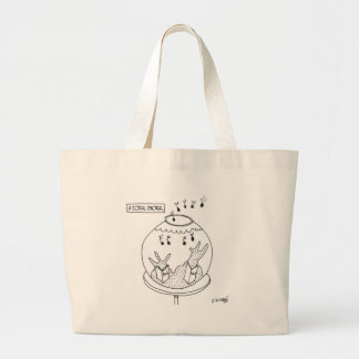 Bande dessinée de corail 6035 grand sac