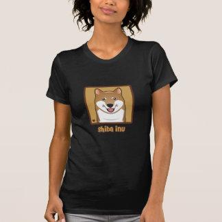 Bande dessinée de Shiba Inu T-shirt