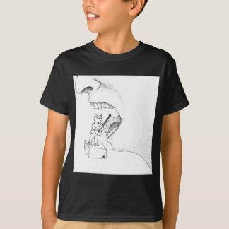 Bande dessinée de syndrome de chanteur - T-shirt