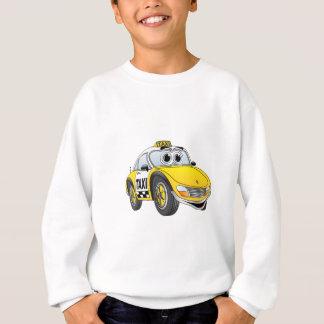 Bande dessinée de taxi sweatshirt