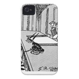 Bande dessinée exécutive 6250 coques iPhone 4 Case-Mate