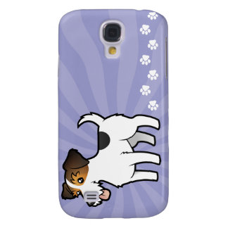 Bande dessinée Jack Russell Terrier Coque Galaxy S4