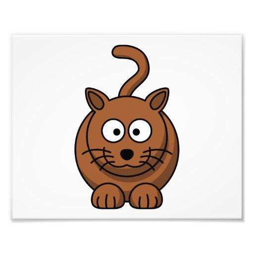 Bande dessinée mignonne de chat photographie