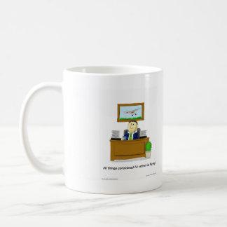 Bande dessinée originale, montrant l'insecte de mug