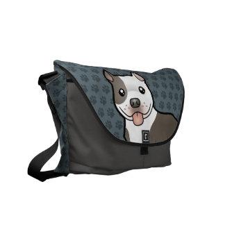 Bande dessinée Pitbull/Staffordshire Terrier améri Besace