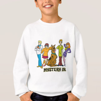 Bande entière 12 Mystery Inc Sweatshirt