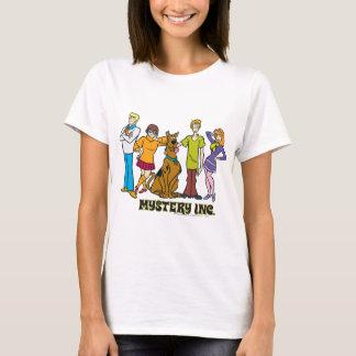 Bande entière 12 Mystery Inc T-shirt