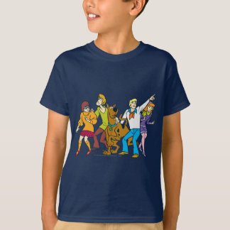 Bande entière 13 Mystery Inc T-shirt
