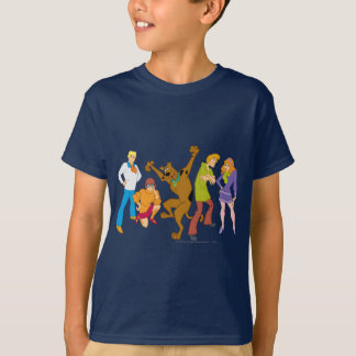 Bande entière 16 Mystery Inc T-shirt