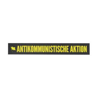 Bande Pour Adresse Autocollant : Antikom (longtemps)