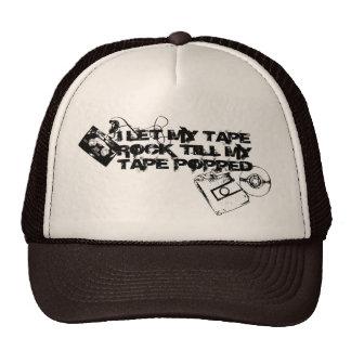 Bande sautée casquettes de camionneur