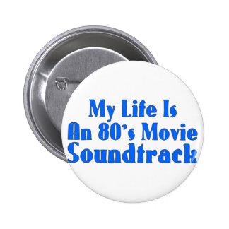 bande sonore de film des années 80 pin's