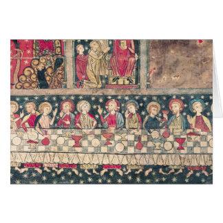 Bandeau d'autel de St Michael Carte De Vœux