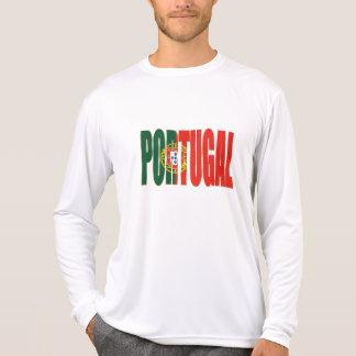 "Bandeira Portuguesa - por Fãs du ""Portugal"" de T-shirt"