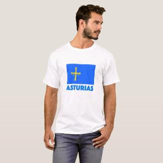 Bandera De Asturies Camiseta T-shirt