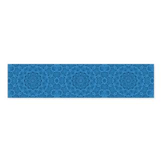 Bandes décoratives de serviette de kaléidoscope de ronds de serviette