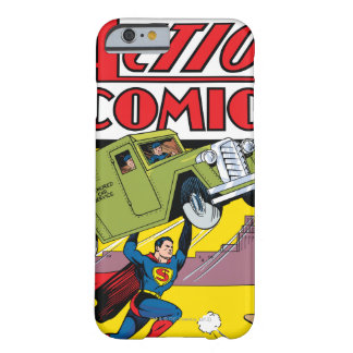 Bandes dessinées d'action #33 coque iPhone 6 barely there