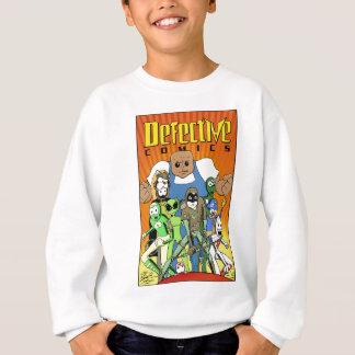 """Bandes dessinées défectueuses """"roi conception de sweatshirt"""