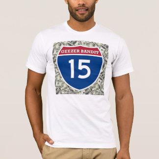 Bandit 15 de bonhomme t-shirt