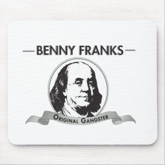 Bandit d'original de contreseings de Benny Tapis De Souris