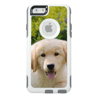Banlieusard mignon de photo d'animal familier de coque OtterBox iPhone 6/6s