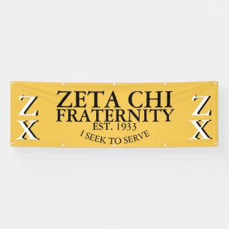 Bannière de Chi de Zeta