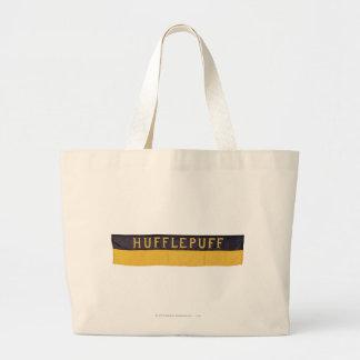 Bannière de Hufflepuff Sac En Toile Jumbo