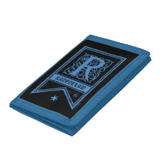 Bannière de monogramme de Harry Potter | Ravenclaw