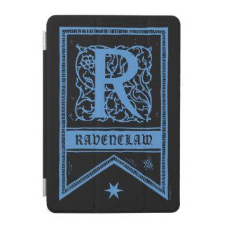 Bannière de monogramme de Harry Potter | Ravenclaw Protection iPad Mini