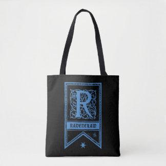 Bannière de monogramme de Harry Potter | Ravenclaw Tote Bag