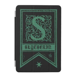 Bannière de monogramme de Harry Potter | Slytherin Protection iPad Mini
