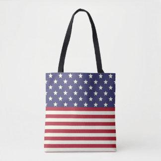 Bannière étoilée Etats-Unis patriotiques de Sac
