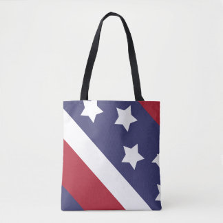 Bannière étoilée sac