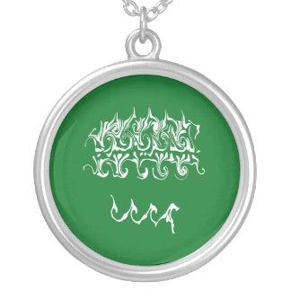 Bannière Gnarly de l'Arabie Saoudite Collier