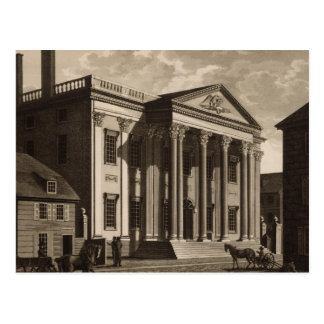 Banque de Gerards à Philadelphie Carte Postale