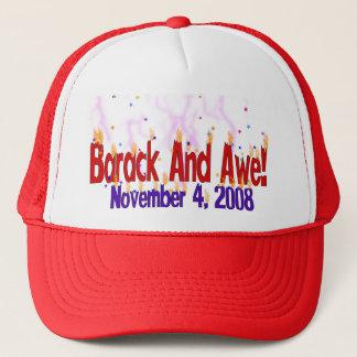 Barack et crainte casquette