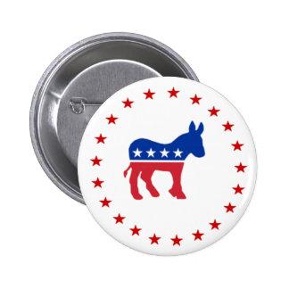 Barack Obama Badge