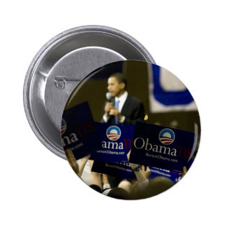 Barack Obama Badge