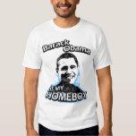 Barack Obama est mon T-shirt de homeboy