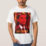Barack Obama l'antichriste T-shirts