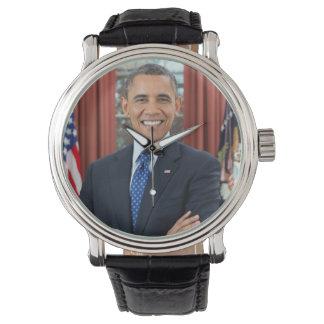 Barack Obama Montres Bracelet