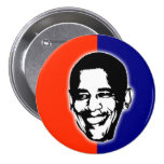 Barack Obama pour le président Badges