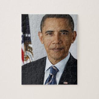 Barack Obama Puzzle