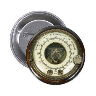 Baraethiometer Pin de professeur Temple's Badge