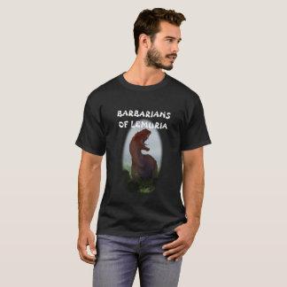 Barbares de T-shirt de Lemuria Chark